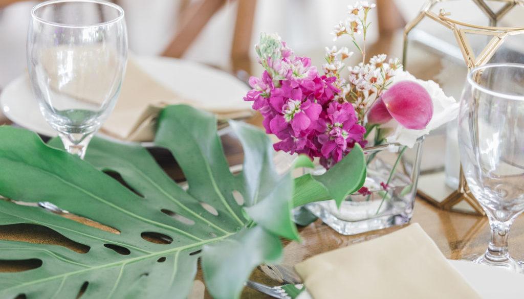closeup floral